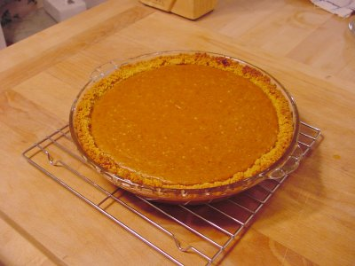Dans Wheat Free & Dairy Free Pumpkin Pie Recipe