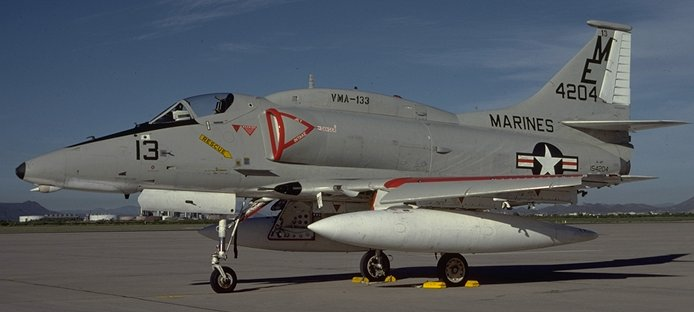 USMC/McDonnell Douglas A-4 Skyhawk