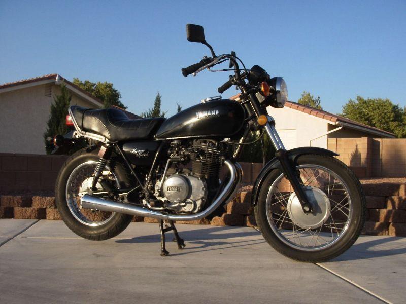 Polyweb services 1982 yamaha xs400sj special ii for Yamaha 400cc motorcycle