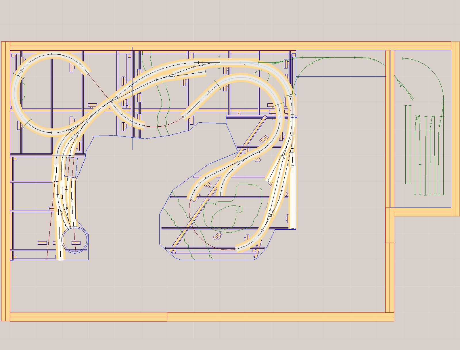 Dans Train Blog Layout Design For Ho Wiring Diagrams Sat